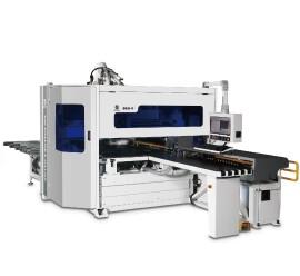 CNC電腦排孔及鑽孔機