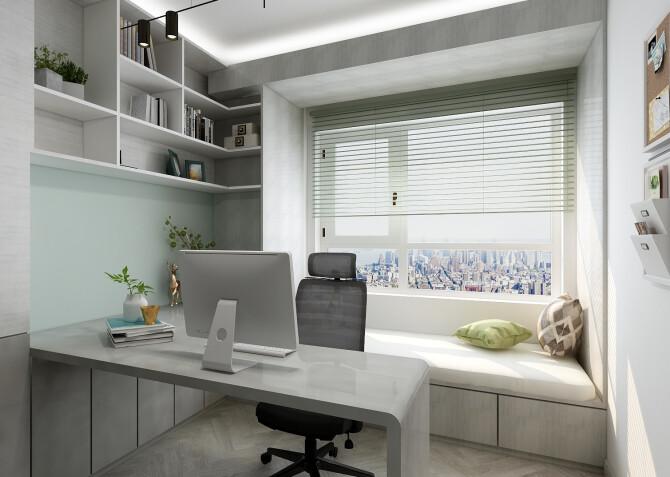 客房用書房設計